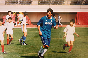 ベルマーレ平塚選手・コーチ時代